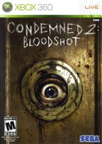 Condemned 2: Bloodshot cover