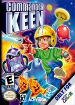 Commander Keen cover