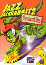 Jazz Jackrabbit 2: The Secret Files cover