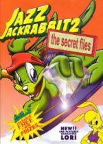 Jazz Jackrabbit 2: The Secret Files cover