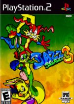 Jazz Jackrabbit 3 cover