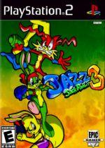 Jazz Jackrabbit 3 cover