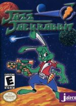 Jazz Jackrabbit cover