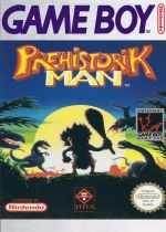 Prehistorik Man cover