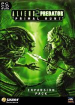 Aliens versus Predator 2: Primal Hunt cover