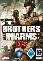 Brothers in Arms DS cover
