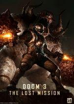 DOOM 3 BFG: The Lost Mission cover