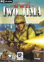 Elite Forces: WWII Iwo Jima cover