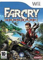Far Cry Vengeance cover