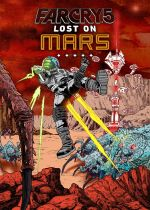 Far Cry 5: Lost on Mars cover
