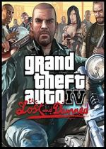 Grand Theft Auto IV: The Lost and Damned cover