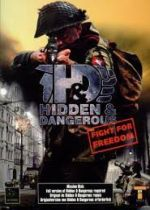 Hidden & Dangerous: Fight For Freedom cover