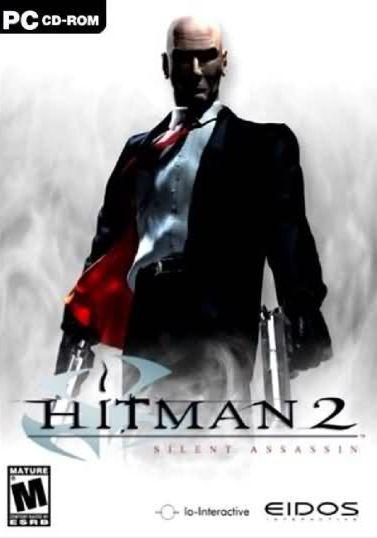 Hitman 2: Silent Assassin cover