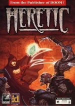 Heretic: Shadow of the Serpent Riders cover
