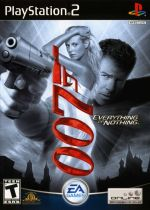 James Bond 007: Everything or Nothing cover