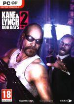 Kane & Lynch 2: Dog Days cover