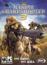 Marine Sharpshooter 3 cover