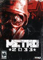 Metro 2033 cover