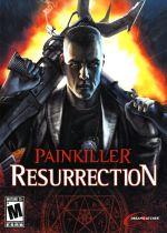 Painkiller: Resurrection cover