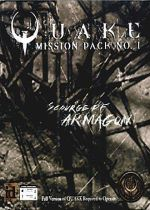 Quake: Scourge of Armagon  cover