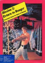 Wolfenstein 3D: Spear of Destiny - Mission 2 cover