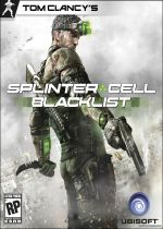 Tom Clancy's Splinter Cell: Blacklist cover