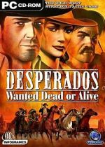 Western Desperado: Wanted Dead or Alive cover
