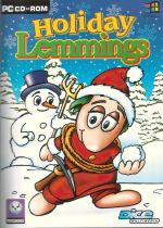 Holiday Lemmings 1994 cover