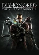 Dishonored: The Knife of Dunwall cover