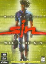SiN: Wages of Sin cover