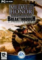 Medal of Honor: Allied Assault - Breakthrough cover
