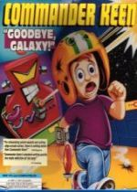 Commander Keen Episode 4 cover