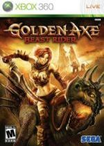 Golden Axe: Beast Rider cover