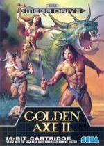 Golden Axe II cover