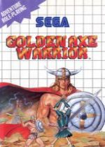 Golden Axe Warrior cover