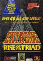 Extreme Rise of the Triad cover
