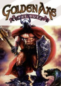 Golden Axe: The Duel cover