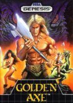 Golden Axe cover
