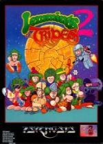 Lemmings 2: The Tribes cover