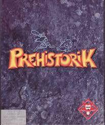 Prehistorik cover