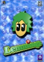 Lemmings 3D cover