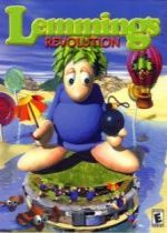 Lemmings Revolution cover