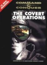 Command & Conquer: The Covert Operations cover