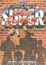 Super Street Fighter II cover