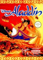 Disney's Aladdin cover