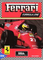 Ferrari Formula One cover