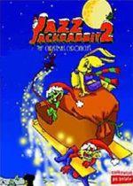 Jazz Jackrabbit 2 - The Christmas Chronicles cover