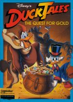 Duck Tales: The Quest for Gold cover