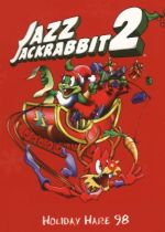Jazz Jackrabbit 2: Holiday Hare 98 cover